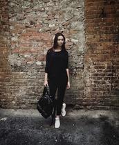 bag,backpack,rucksack,black backpack,black,quilted bag,streetstyle,streetwear,women,fashion vibe