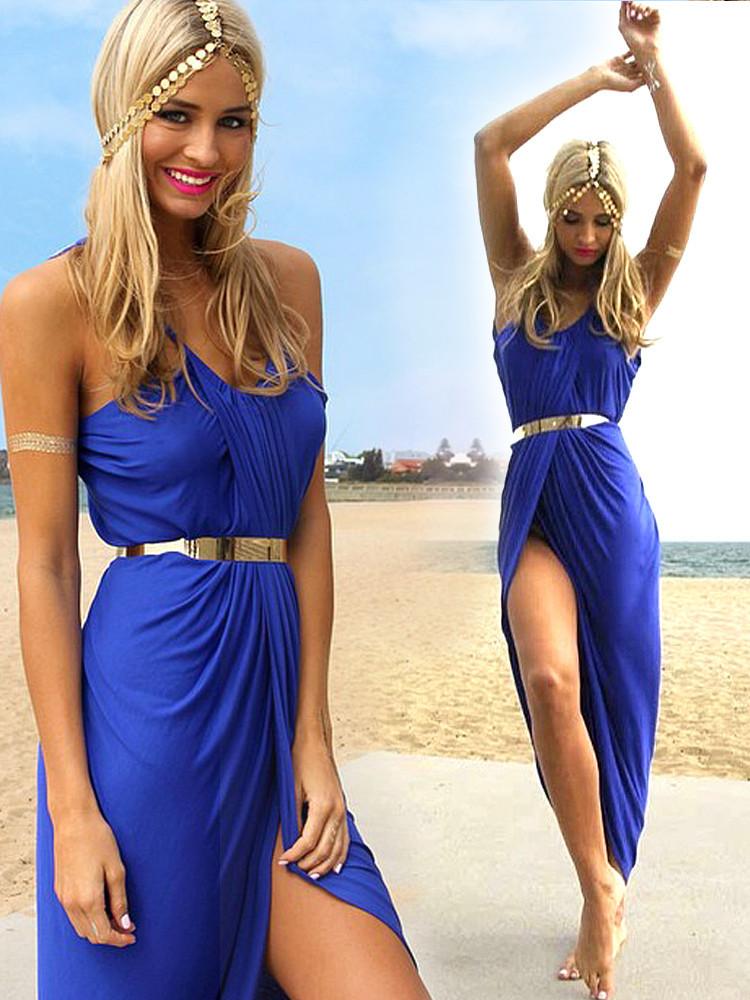Empire maxi dress – lilypop boutique