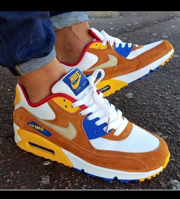 new products 16dd1 6a2e2 Nike Air Max 90 Curry Double unboxing UK -Air max of the year