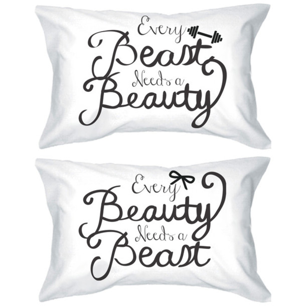 Ideas For Matching Pillow Cases: Jewels  couple pillowcases  hisandhers  hisandhers pillowcases    ,