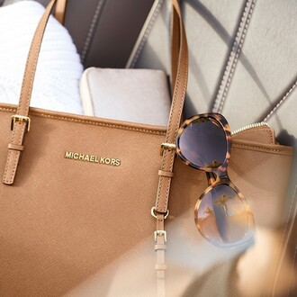 bag michael kors sunglasses brown bag follow me for more