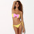 Bow Bikini in Yellow - Jade and Juliet