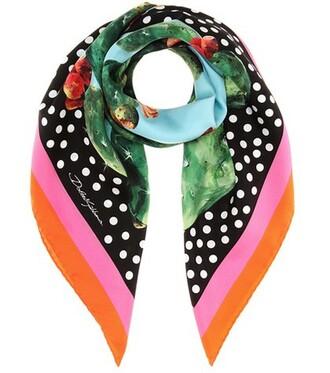 scarf silk scarf silk