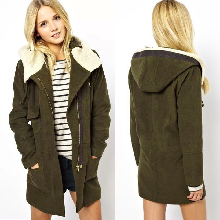 Strictly military jacket