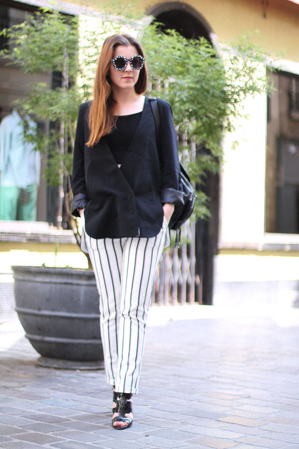 elodie in paris jacket pants shoes jewels