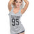 Clifford 95 5SOS Shirt 5 Seconds of Summer Tank Top Women T Shirts Hipster Singlet Tumblr Girl Tee Shirt Size S M L