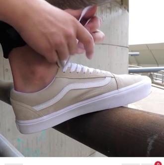 shoes vans old school mens shoes
