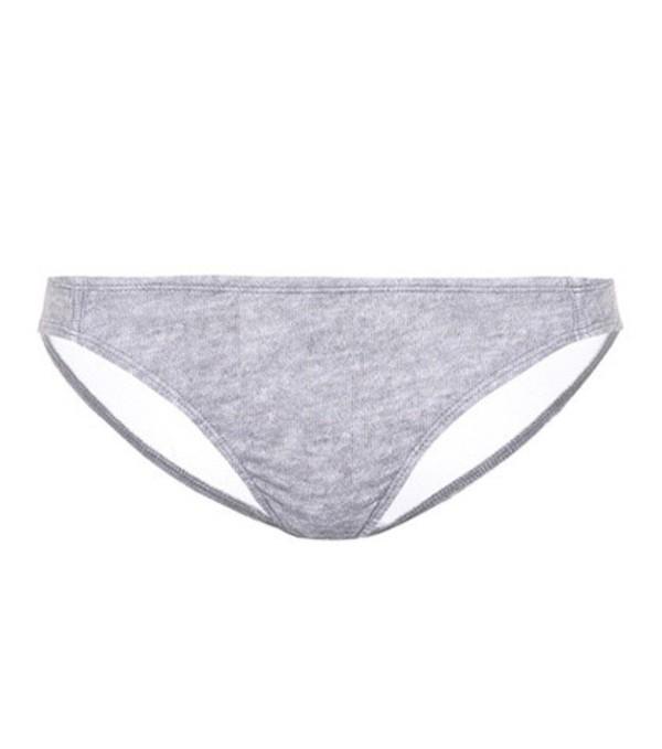 Beth Richards Naomi bikini bottoms in grey