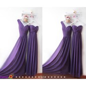dress,prom dresses for juniors,beautiful,ruched bikini,handbag,purple