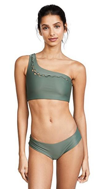 Mikoh bikini bikini top swimwear