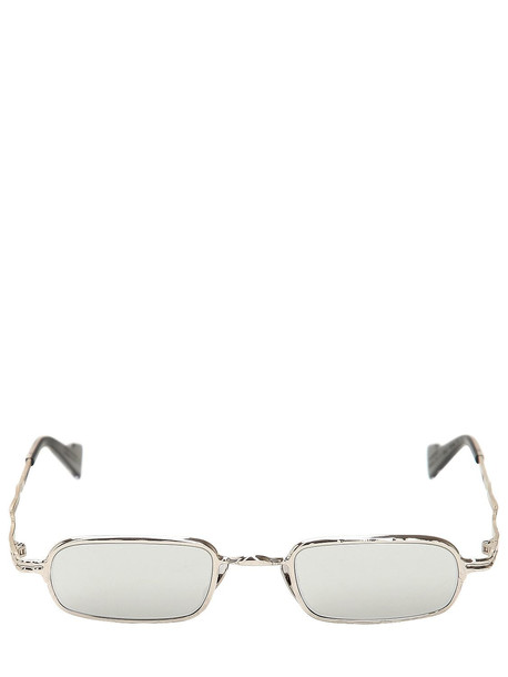 metal sunglasses silver