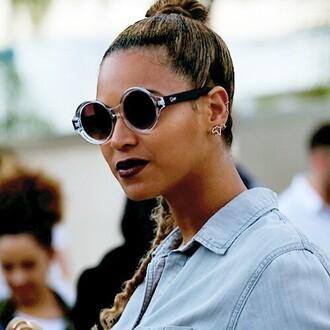 sunglasses shirt beyonce