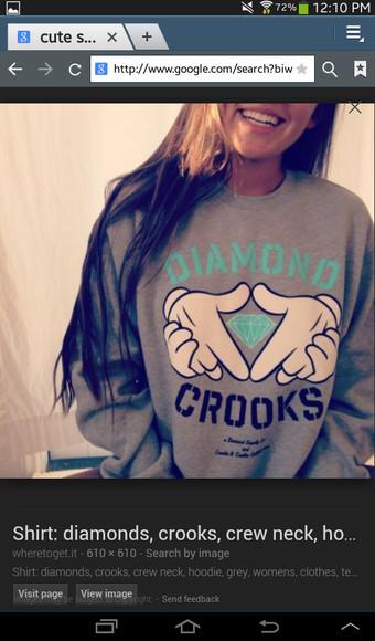 diamonds crooks