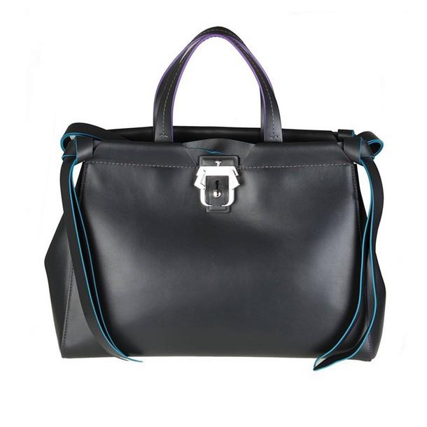 PAULA CADEMARTORI women bag shoulder bag charcoal
