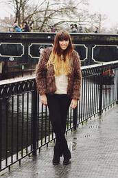 fringe and frange,coat,sweater
