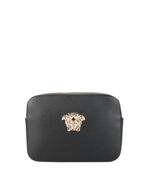 VERSACE bag leather