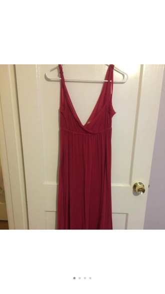 dress gap red dress maxi dress