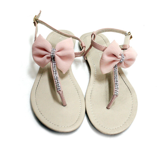 rhinestone shoes girly bow sandals cute cute sandals bow girly sandals rhinestones rhinestone bow sandals pretty sandals rhinestone bow pretty sandals
