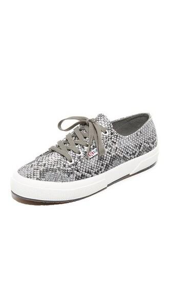 snake sneakers black grey shoes