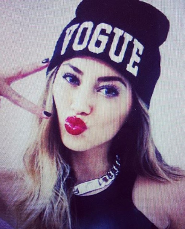 beanie vogue vogue hats streetlook hat