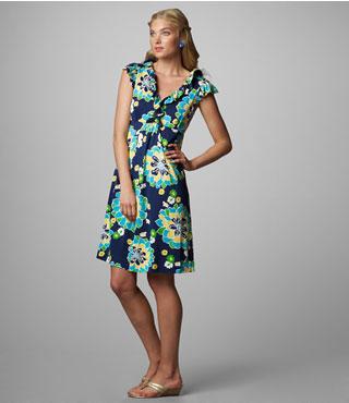 Lilly Pulitzer Flor Dress