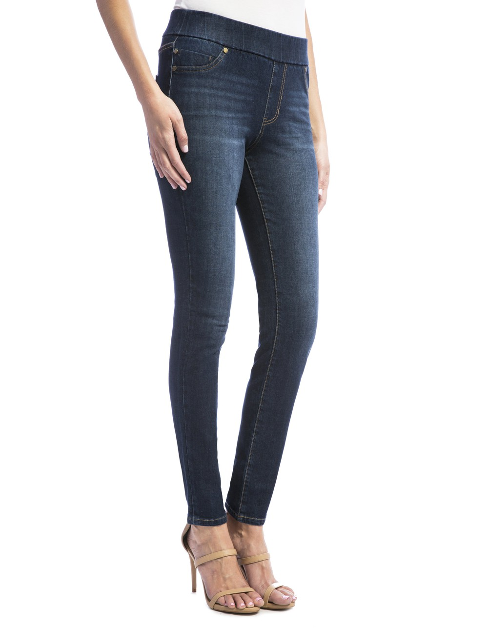 Liverpool Sienna Pull-On Legging jeans