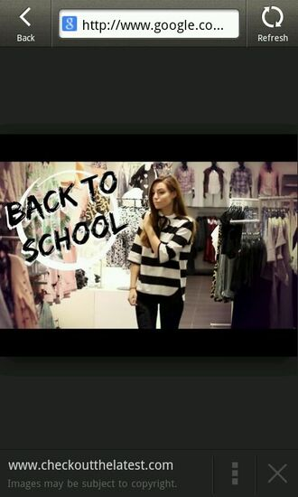blouse cutiepiemarzia striped shirt