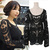 Semi Sexy Sheer Sleeve Embroidery Floral Lace Crochet Tee T-Shirt Top T shirt
