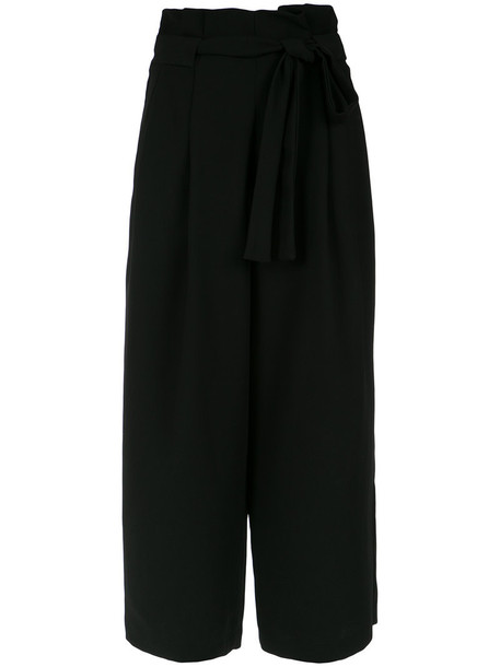 Olympiah high women black pants