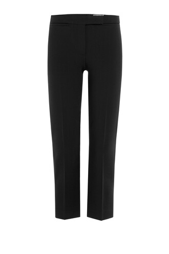 pants cropped pants cropped wool black