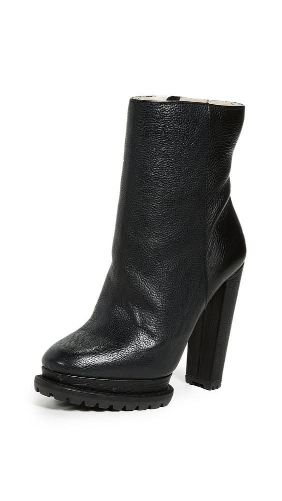 alice + olivia alice + olivia Holden Platform Boots in black