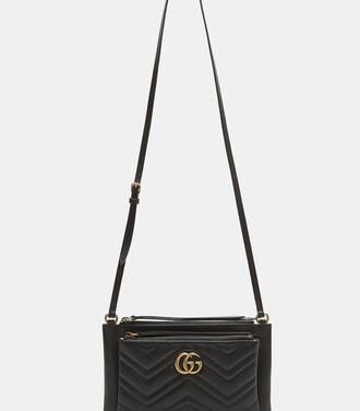 bag shoulder bag pouch black