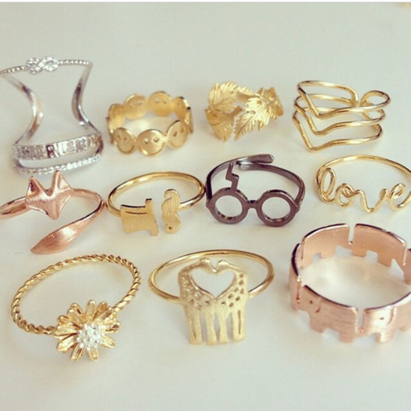 jewels ring girl accesories accesorios
