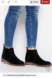 shoes,black,wood bottom,flat boots
