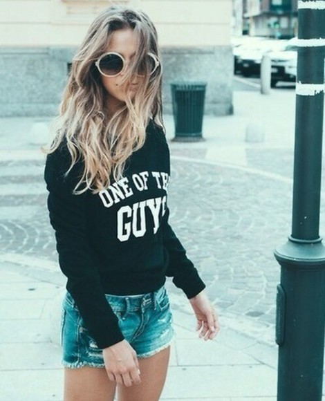 round sunglasses sunglasses indie retro sunglasses grunge hipster boho black and white quote on it sunglass