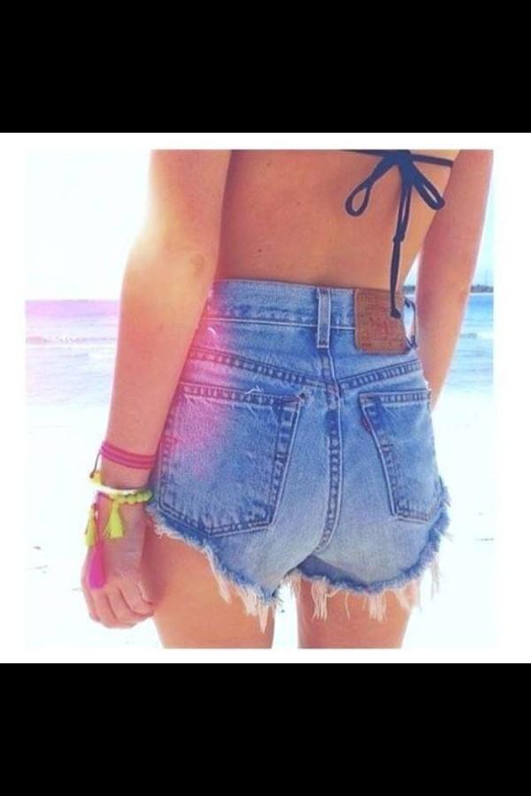shorts demin shorts