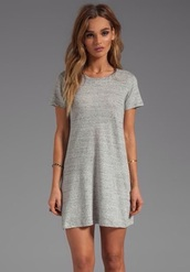dress,grey,casual,classic,t-shirt,t- shirt dress,grey dress
