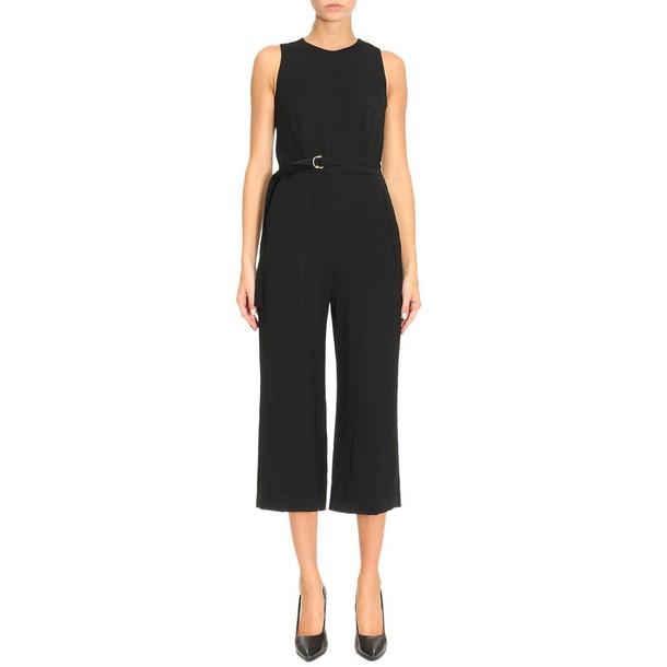 MICHAEL Michael Kors women black jumpsuit