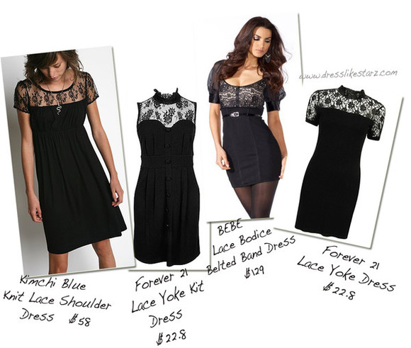 dress fitted dress lace dress little black dress