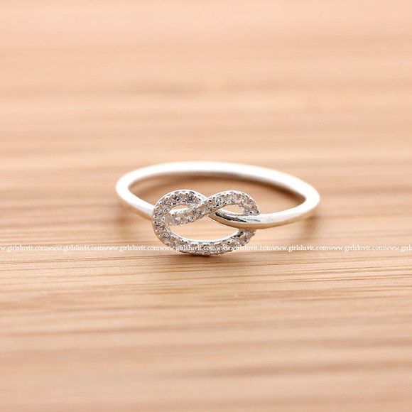 jewels ring heart ring jewelry knot heart knot ring heart