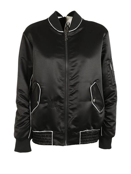 8pm jacket bomber jacket black