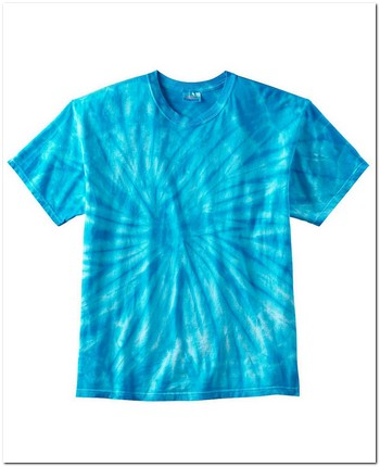 Buy Tie-Dye CD100 5.4 oz 100% Cotton Tie-Dyed T-Shirt