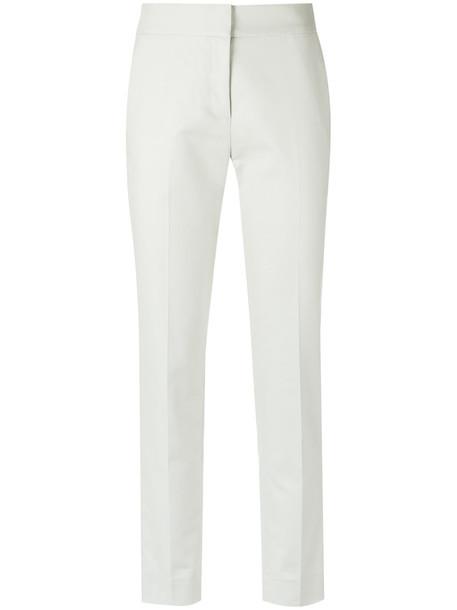 cropped women spandex nude cotton pants