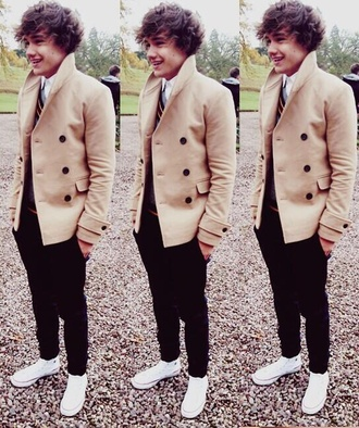 liam payne one direction coat menswear pants