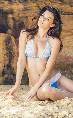 To Die For - Unik bikini som formar sig efter din kropp - Summer Breeze Set