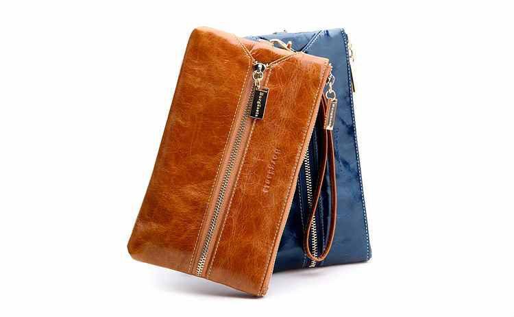 Anaya Genuine Leather Multifunctional Wallet