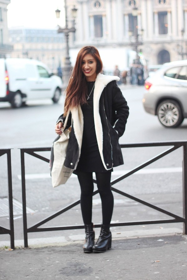 rosapels blog jacket coat dress shoes