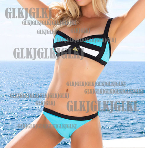 Détails sur femmes bikini set bandage poussoir3 jusqu'à maillots de bain maillot de bain maillots de bain dans de sur Aliexpress.com