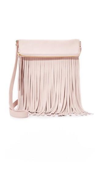 cross bag pink