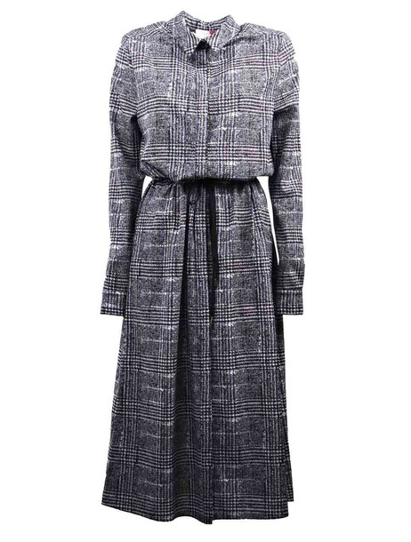 STELLA JEAN dress long dress long grey